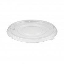 32oz Clear Lid for Bagasse Takeaway Bowl