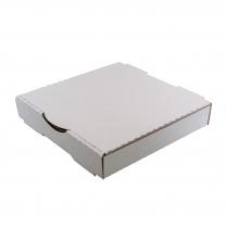 """9"""" Takeaway Pizza Box White"""