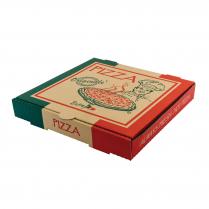 "11"" Takeaway Pizza Box Brown Originale"