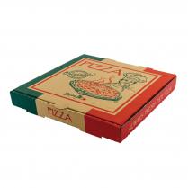 "12"" Takeaway Pizza Box Brown Originale"