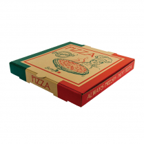 "13"" Takeaway Pizza Box Brown Originale"