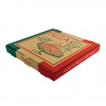 "15"" Takeaway Pizza Box Brown Originale"