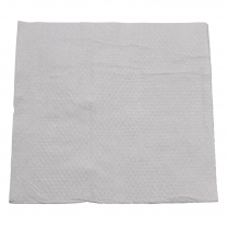 1ply Lunch Paper Napkin White Recycled