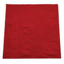 2ply Dinner Paper Napkin Red