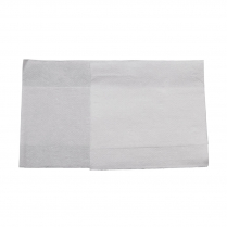 1ply Tall Fold Paper Napkin White
