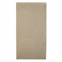 2ply Dinner Paper Napkin GT Fold Brown