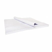 90x90cm Cafe Paper Table Top Cover White