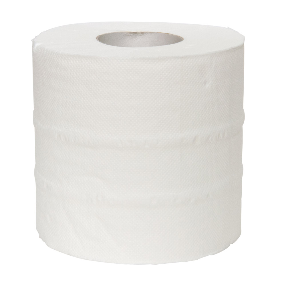 2ply Individually Wrapped Toilet Paper Roll Bulk