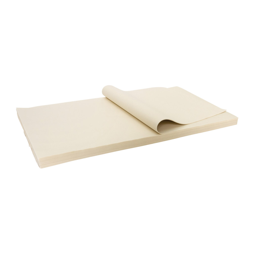 40x22cm 1/3 Cut Greaseproof Paper Sheet Economy
