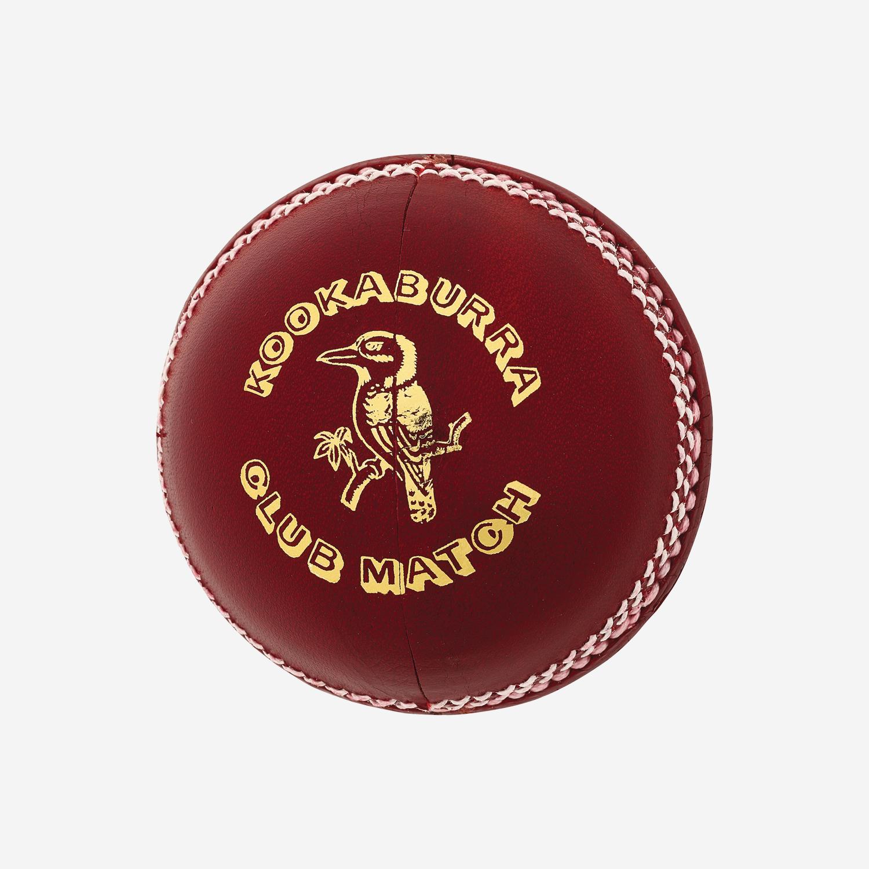 Kookaburra Club Match Cricket Ball