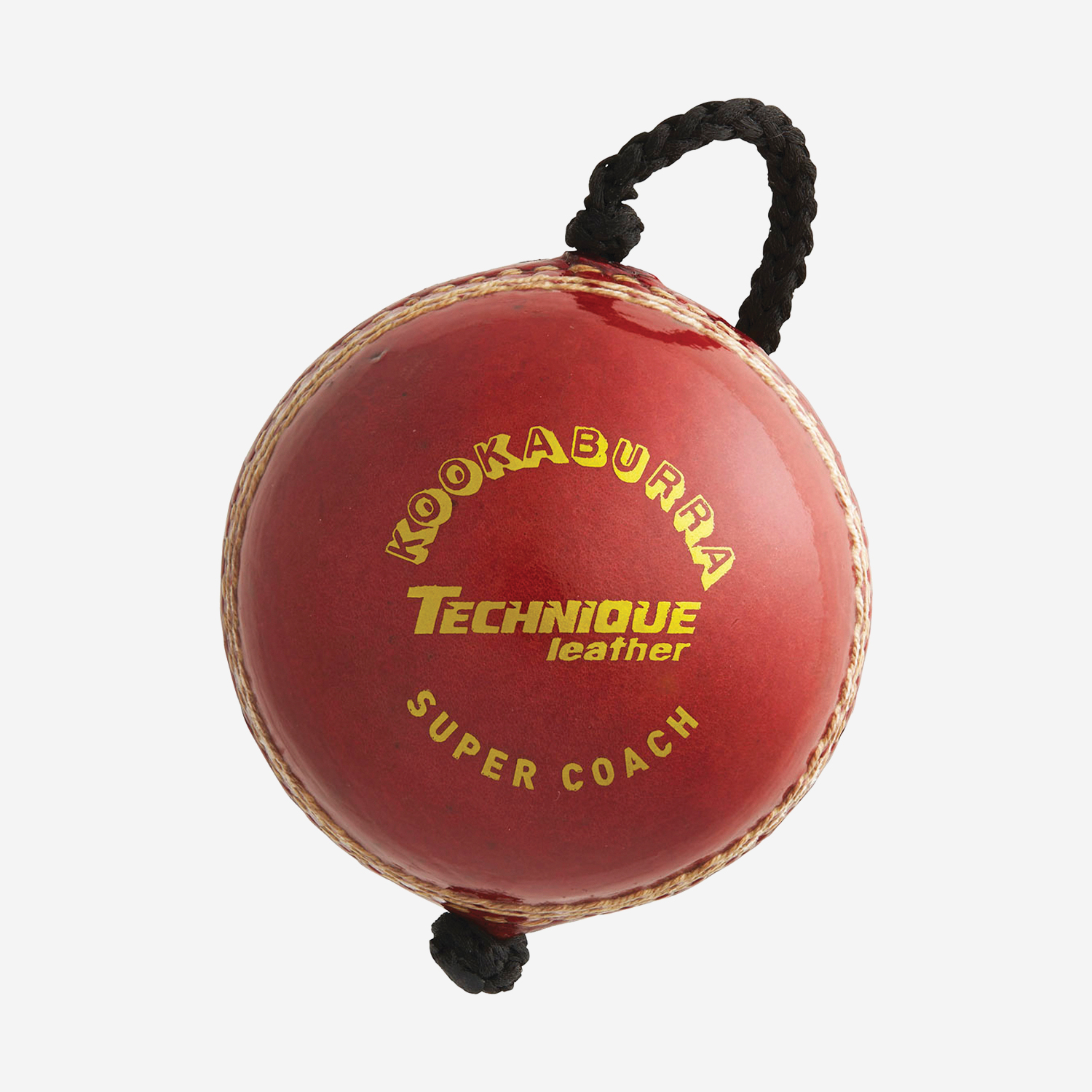 Super Coach Technique Leather Ball