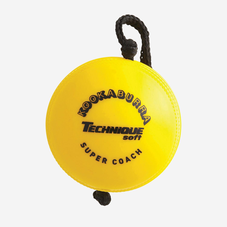 Super Coach Technique Soft Ball