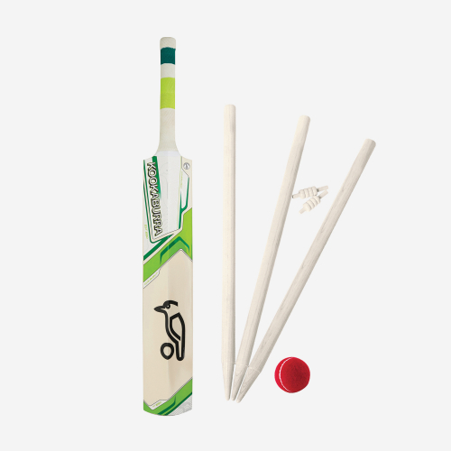 KAHUNA WOODEN CRICKET SET