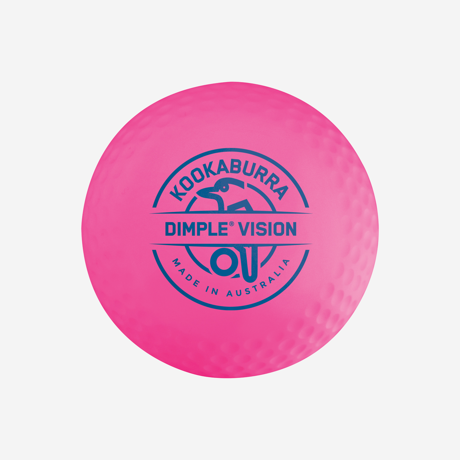 Dimple Vision Hockey Ball