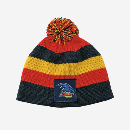 ADELAIDE CROWS AFL INFANT BEANIE