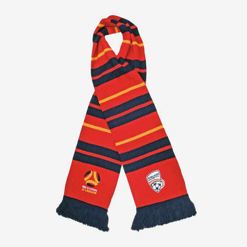 Adelaide United Oxford Scarf