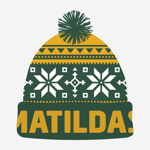Matildas Snowflake Beanie