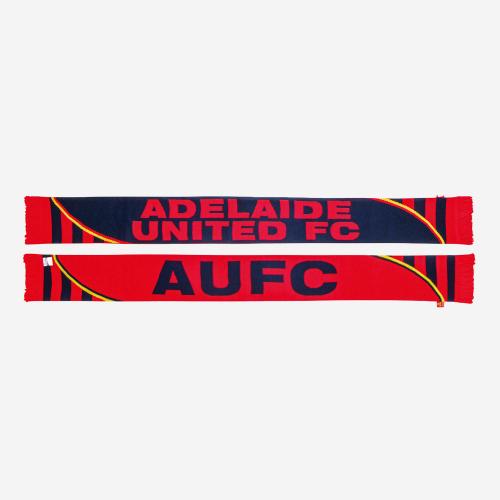 Adelaide United Terrace Jacquard Scarf