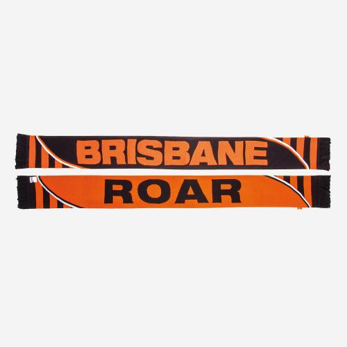 Brisbane Roar Terrace Jacquard Scarf