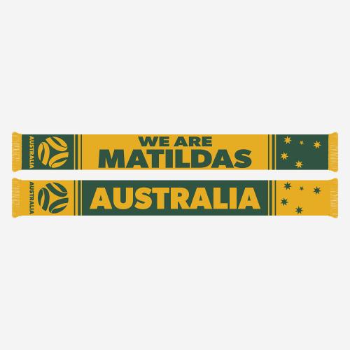 Matildas Inline Jacquard Scarf