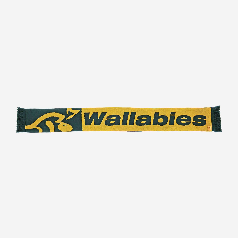 Wallabies Banner Jacquard Scarf