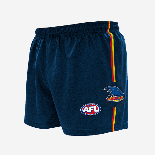 ADELAIDE CROWS AFL HOME BAGGY SHORTS
