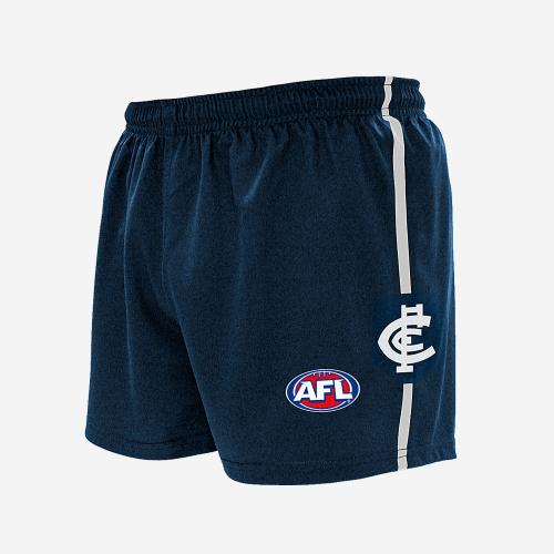 CARLTON BLUES AFL HOME BAGGY SHORTS