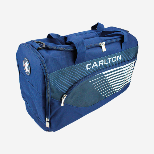 CARLTON BLUES AFL BOLT SPORTS BAG