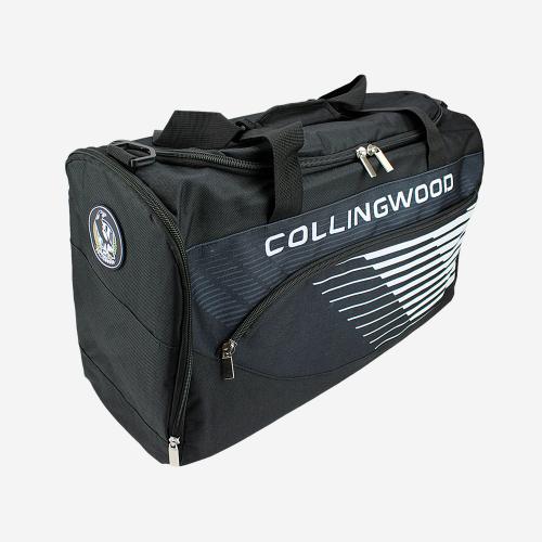 COLLINGWOOD MAGPIES AFL BOLT SPORTS BAG