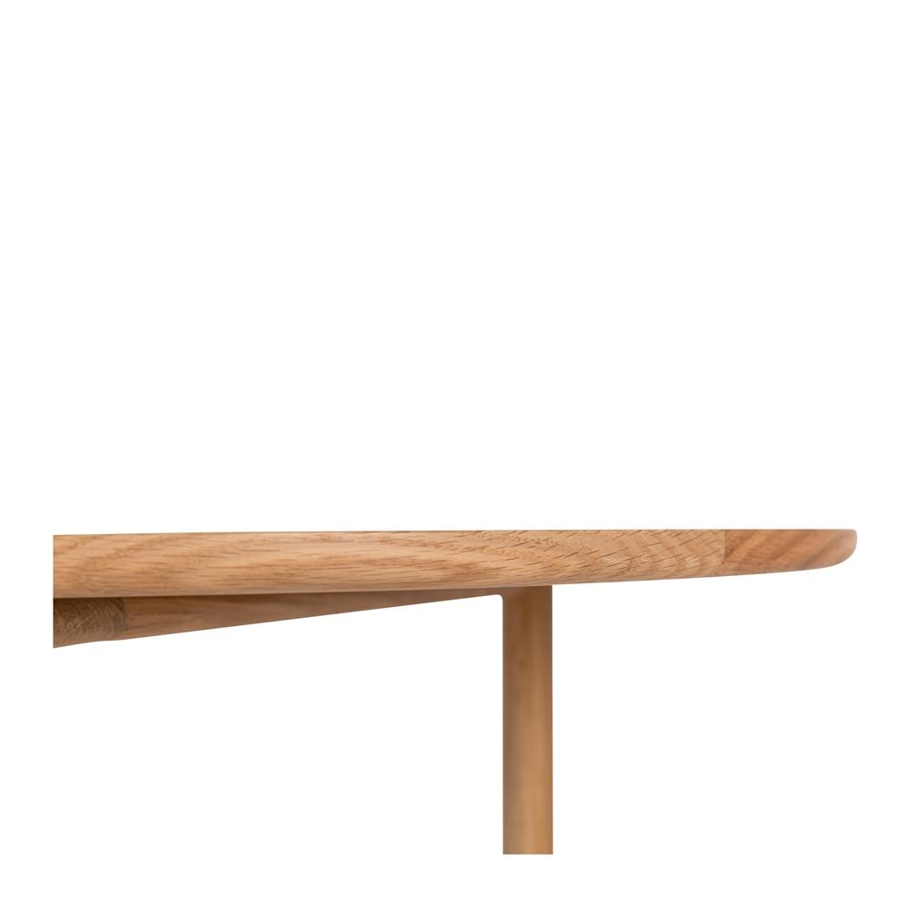 Contempo Natural Oak Coffee Table