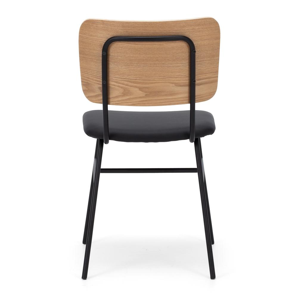 Lukas Chair Natural Panel