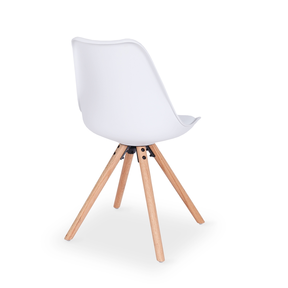 Orbit Dining Chair WHITE