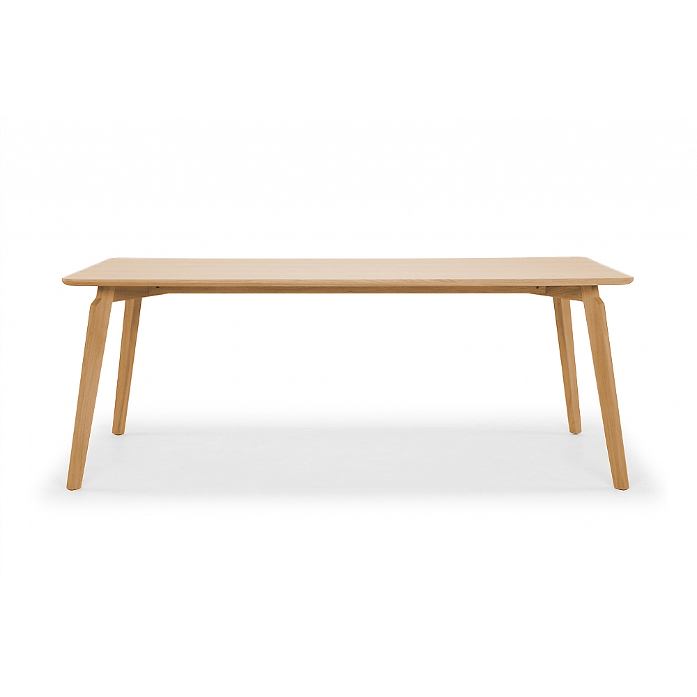 Linea Dining Table 200x100 (Natural Oak)