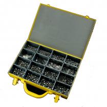 M5 M6 Metric Bolt, Nut & Washer Stainless Gr316 Fastener Kit